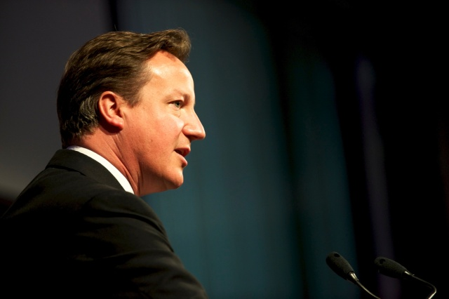 "Cameron reaffirms there will be no ""safe spaces"" from UK government snooping"