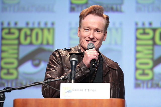 The joke's on Conan: Comedian accused of lifting one-liners from Twitter