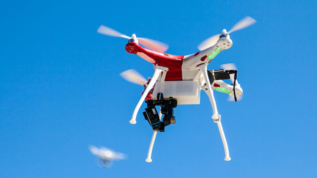 "Drone comes within 20 feet of passenger jet at Heathrow, prompts ""Drone Safety Awareness Day"""