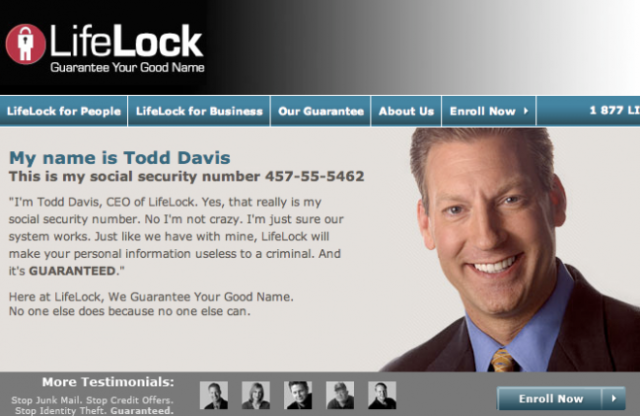 FTC accuses ID protection service LifeLock of scamming customers—again