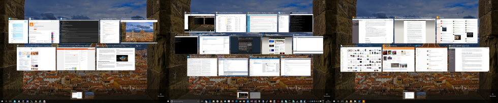 Task View can be a little overwhelming.