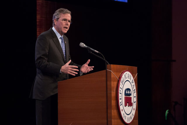 "Jeb Bush wants ""a new arrangement with Silicon Valley"" to ease crypto"