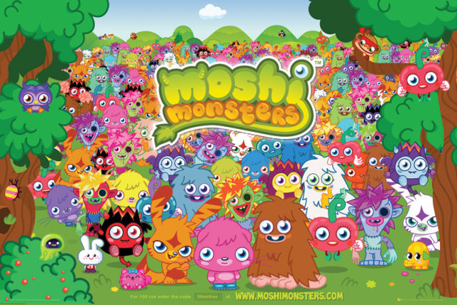 Moshi Monsters scolded by ASA for pushing subscriptions to children