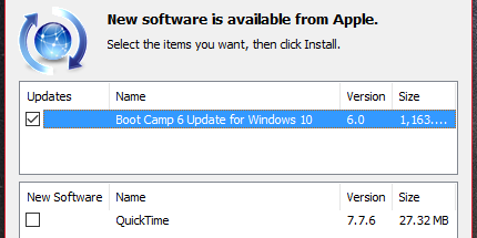 Apple adds Windows 10 support to Boot Camp for all Macs from