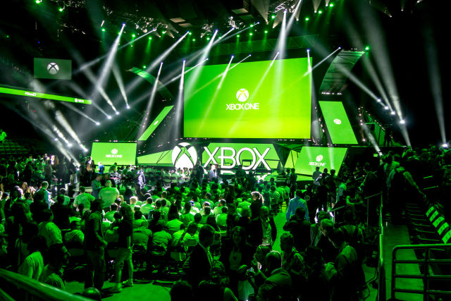 Liveblog: Microsoft's Gamescom 2015 press conference, today at 10am EDT