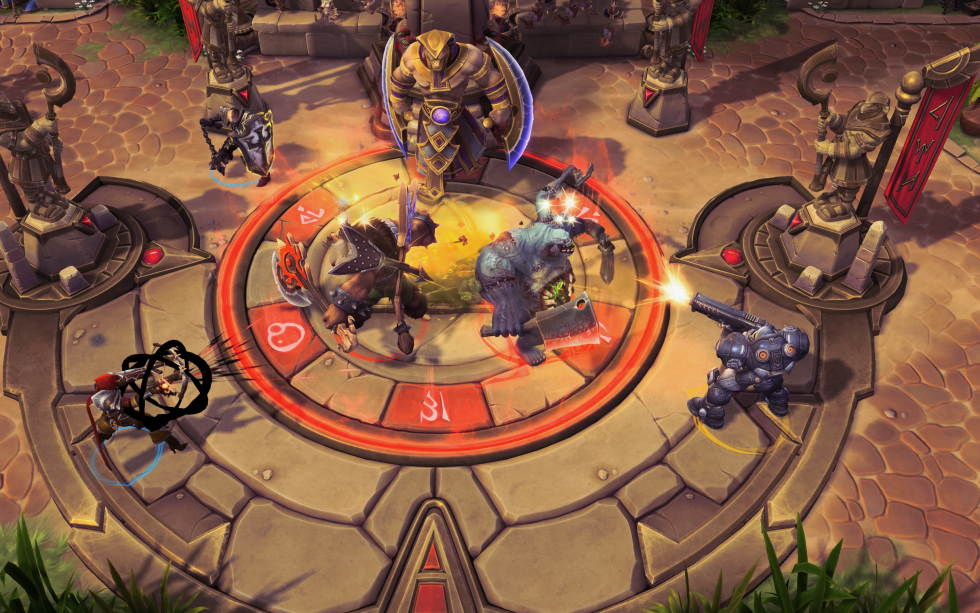 How Heroes of the Storm's objectives, less toxic games refreshed the MOBA