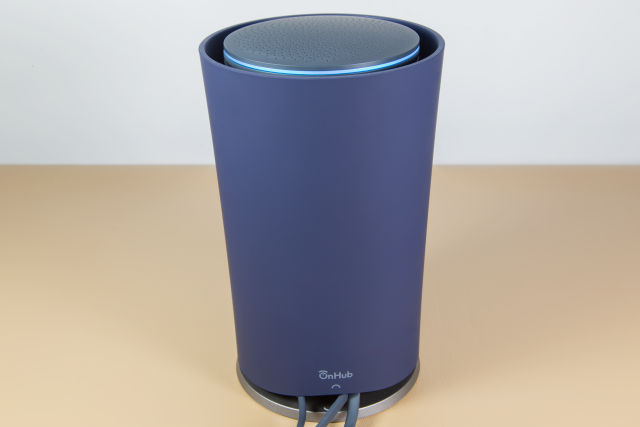 The Google OnHub, Google's now old router?