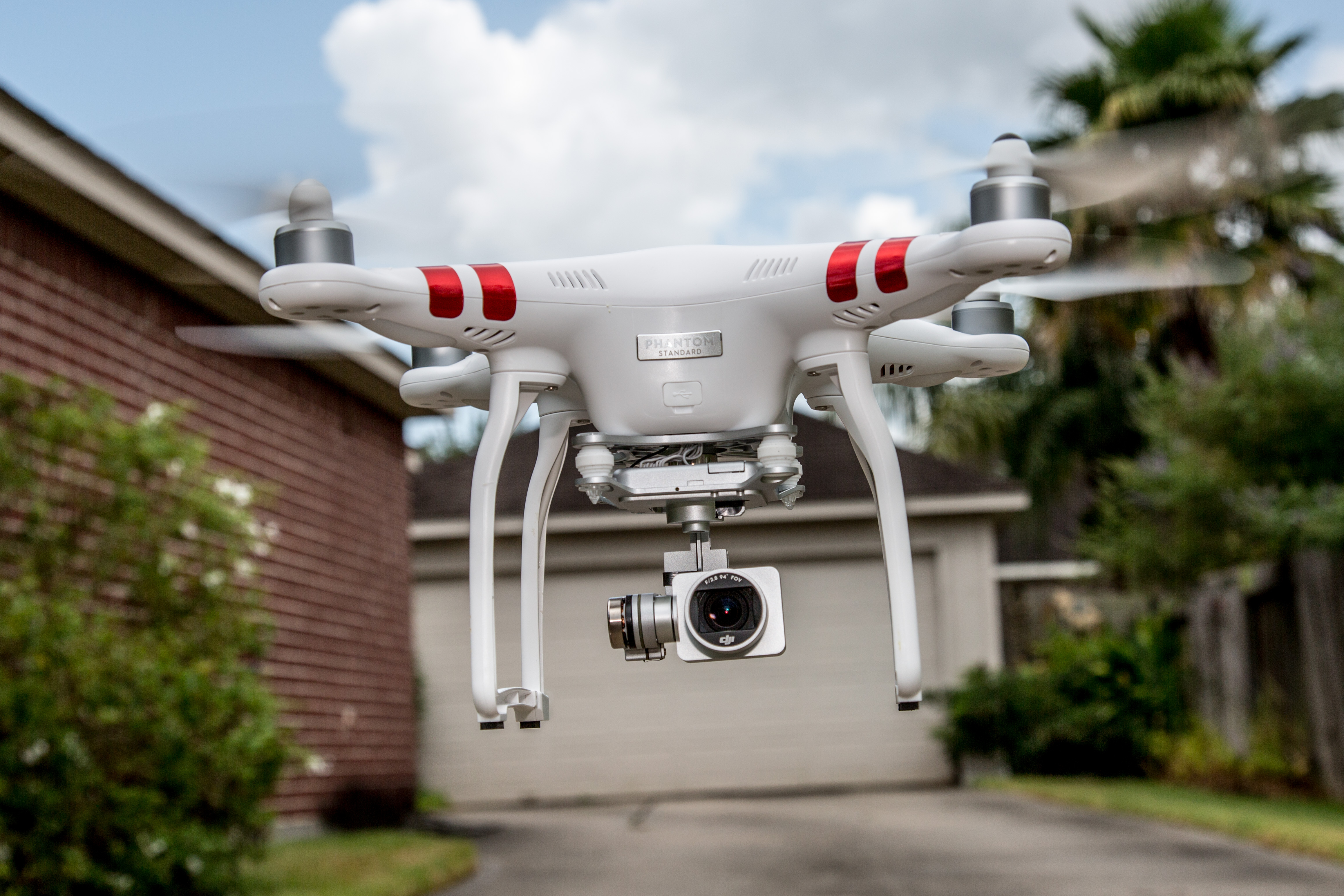 Flying DJI's new Phantom 3 Standard—better software, better