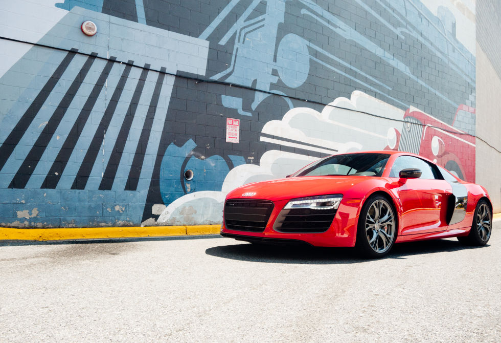 Audi R8 V10 Plus A Week With Tony Stark S Ride Ars Technica