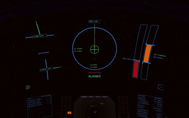 Rogue System is a button-studded, checklist-filled space survival