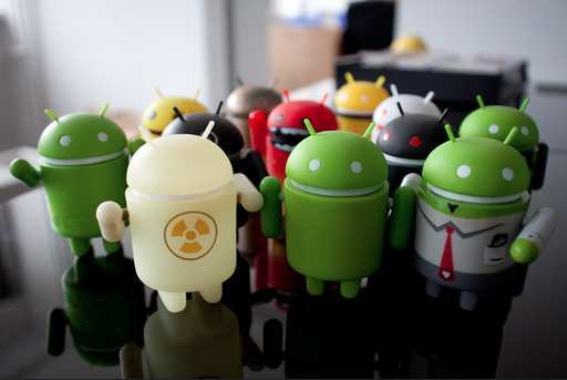 Google pushes fixes for critical code-execution bug in Android