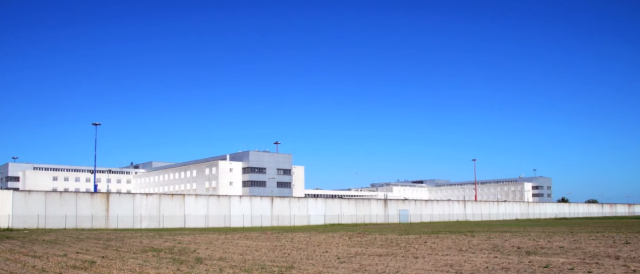 Mansfield Correctional Institution in Ohio, where a drone dropped a payload of drugs.