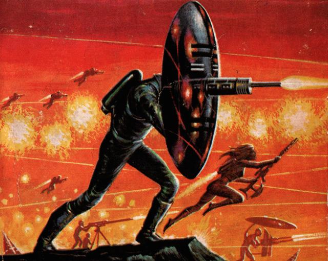 Cover of <em>Armageddon 2419 A.D.</em>