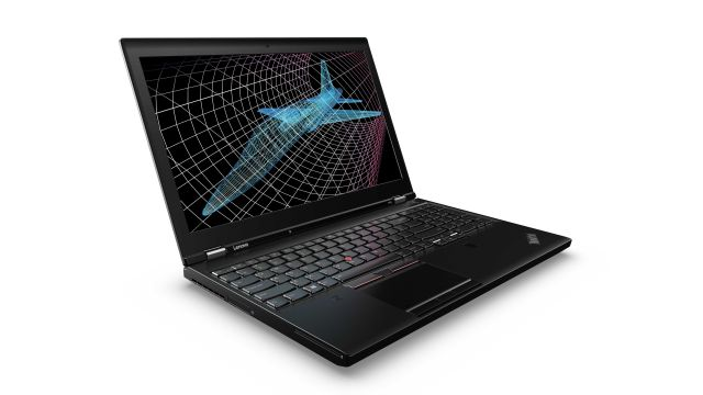 The very similar ThinkPad P50.