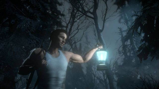 This is the kind of <i>Until Dawn</i> scene that can no longer be archived on Twitch when streamed through the PS4's share button.