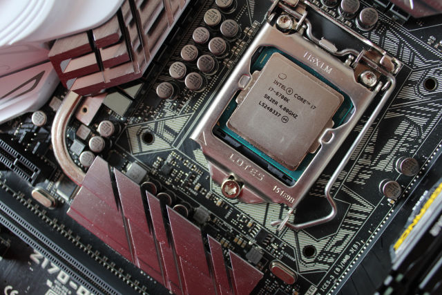Intel Skylake Core i7-6700K.