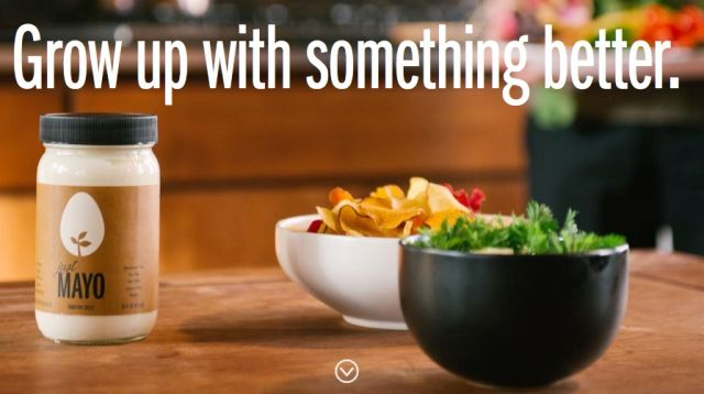 FDA to startup: Your vegan mayonnaise can't be called mayonnaise
