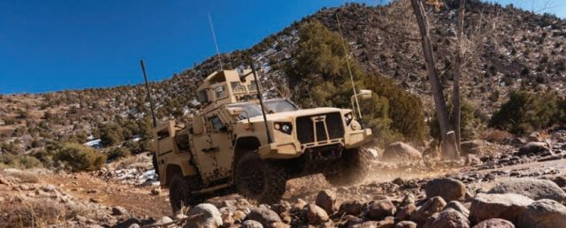 The military could purchase over 50,000 L-ATV vehicles from Oshkosh Defense over the next 25 years, replacing the Cold War-era Humvee.