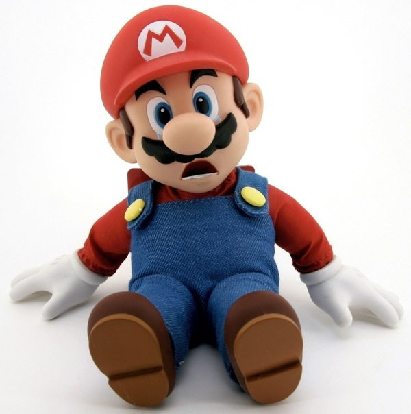 Mario is only 24 years old, according to creator Shigeru Miyamoto