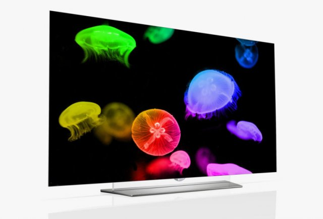 LG brings OLED tech and HDR to non-curved 4K TVs