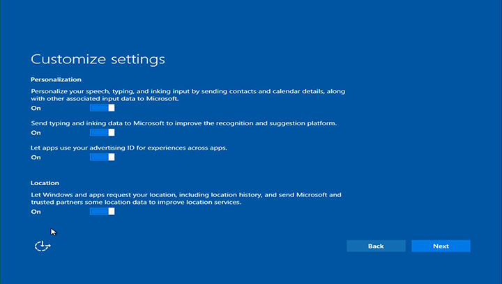 Windows 10 doesn't offer much privacy by default: Here's how to fix it |  Ars Technica