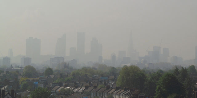 London's air wasn't safer or healthier after first 3 years of emission controls