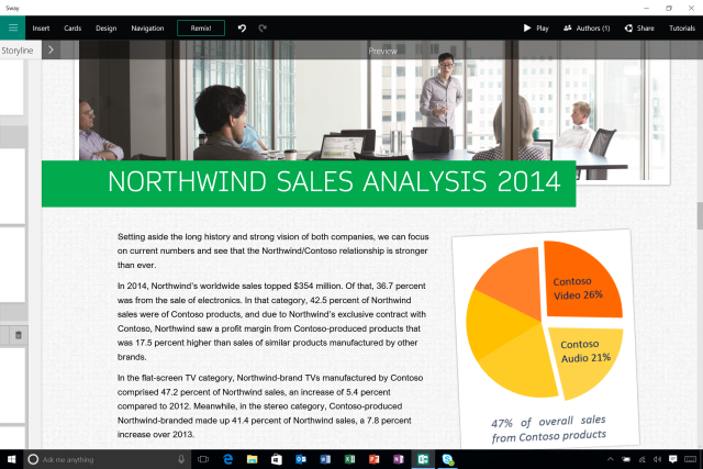 Office 2016 review: The same old Office, but now with more