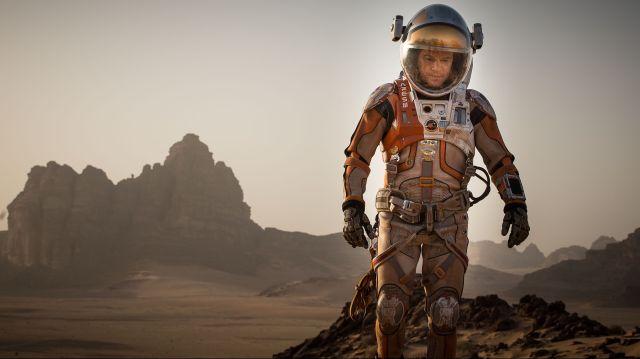 Mark Watney, astronaut. A man barely alive. Gentlemen, we can grow potatoes.