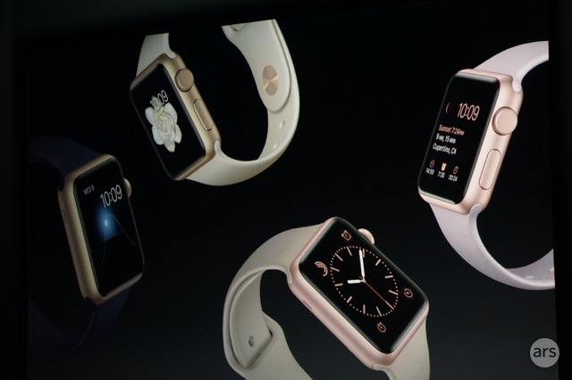 New Apple Watch models, WatchOS 2 coming on September 16