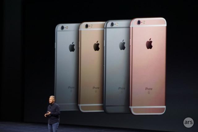 Iphone Se Color Choices