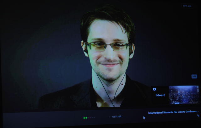 """Snowden Treaty"" proposed to curtail mass surveillance and protect whistleblowers"