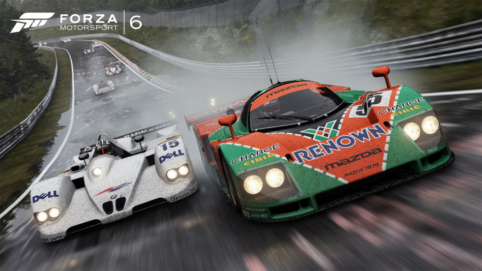 In the Xbox One racing field, Forza Motorsport 6 easily