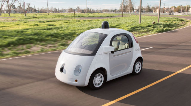 NHTSA rules that AI can be sole driver of Google's self-driving cars