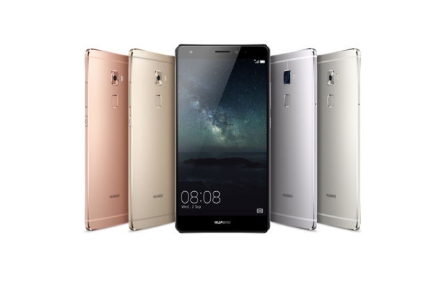 The Huawei Mate S