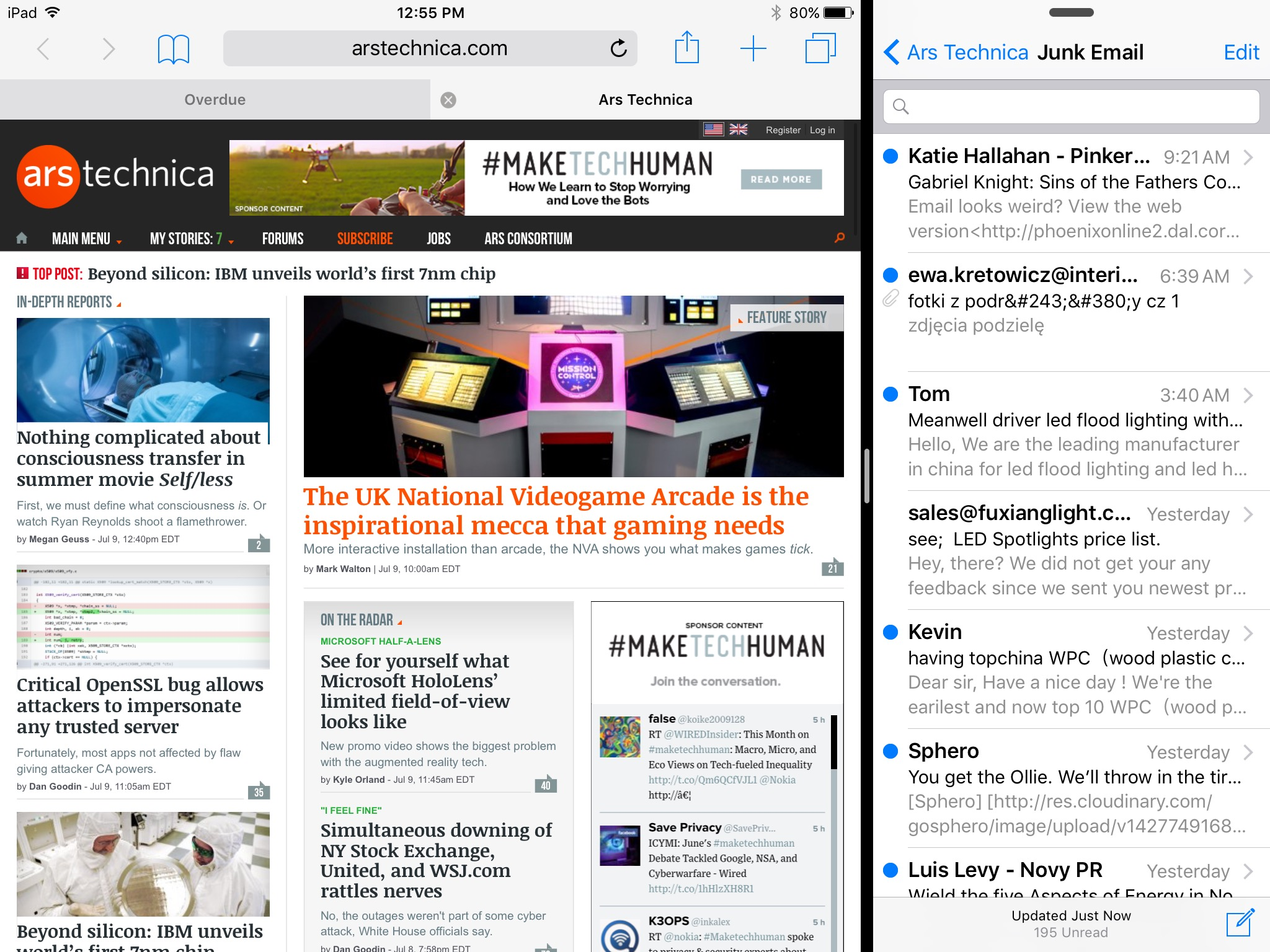 The new iPads are all about multitasking.