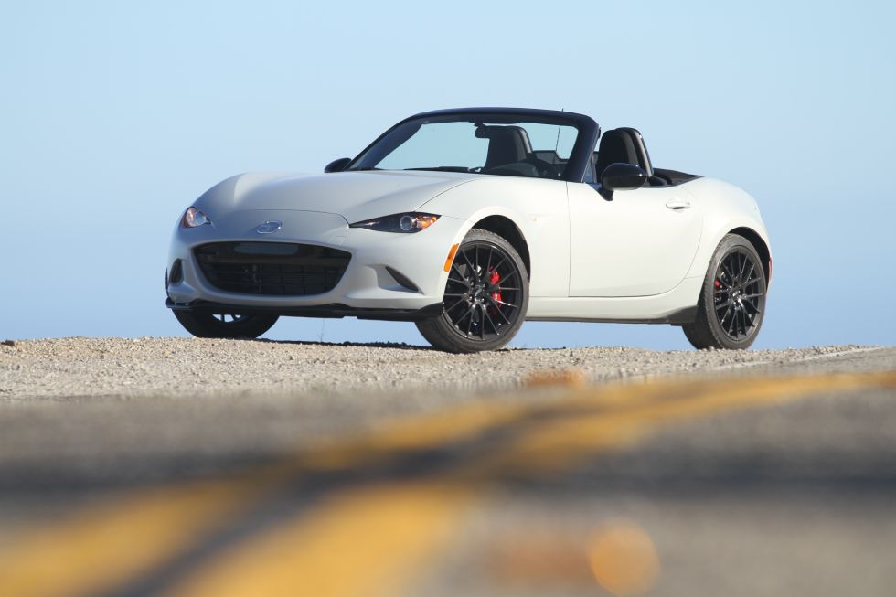 The Case Against Grip As Evidenced By The 2016 Mazda Mx 5 Miata