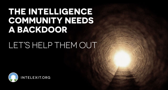 Intelexit motivates and helps spies leave intelligence services