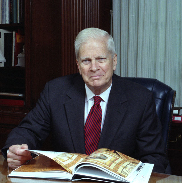 Librarian of Congress James Billington.
