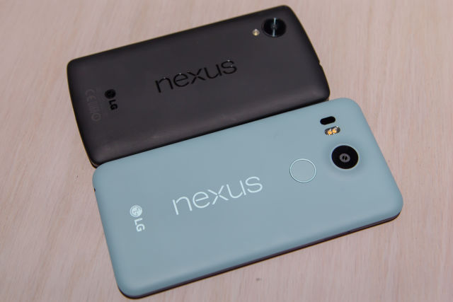 Hands-on with the Nexus 5X and 6P: Great build quality for a