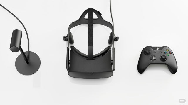 "8771bea03899 Oculus Rift will cost over  350 so there are ""no compromises"