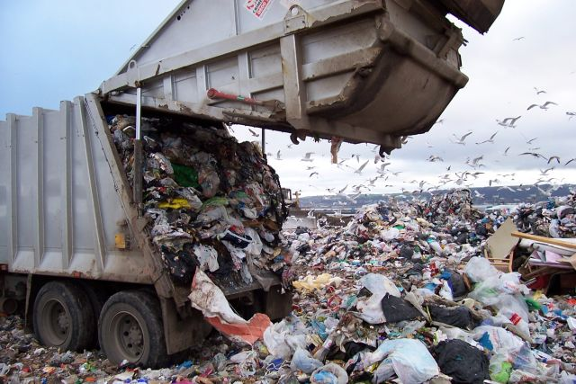 US puts more trash in landfills than the EPA knew about