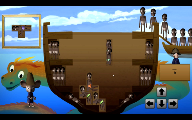 "After outcry, ""edutainment"" game removes slave-Tetris mode"