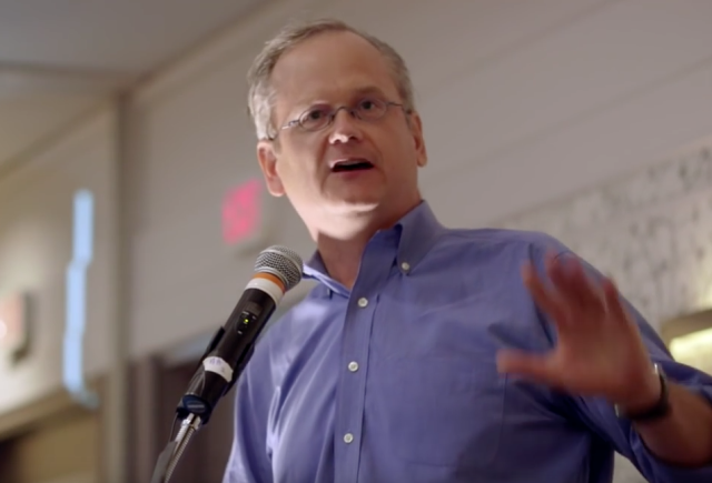 Presidential candidate Lawrence Lessig goes one on one with Ars