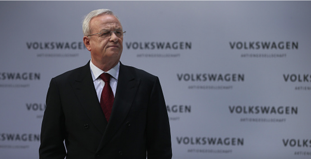 Volkswagen CEO resigns amid emissions scandal, Porsche CEO to take over [Updated]