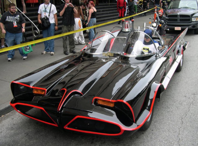 Pow! Appeals court assigns copyright to the Batmobile