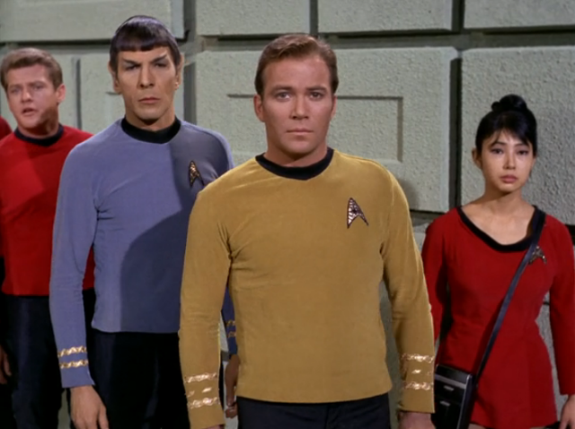 I watched Star Trek: The Original Series in order; you can too