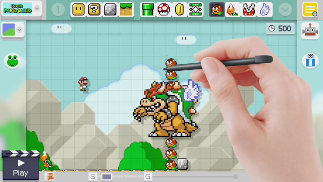 Super Mario Maker pulls the curtain back on game design's promise