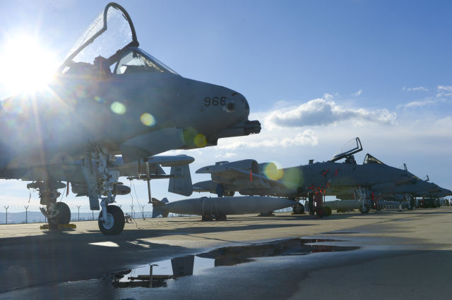The US Air Force has revised its retirement plan for the A-10 attack plane, keeping the aircraft in the air into the next decade when the F-35 is finally ready for combat (whenever that is).