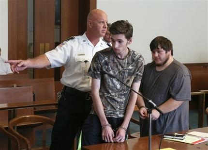 No bail for pair accused of threat at Boston Pokemon tournament