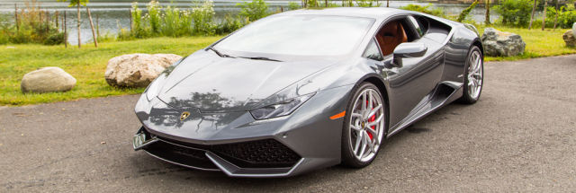 The Lamborghini Huracan An All Wheel Drive Adrenaline Delivery